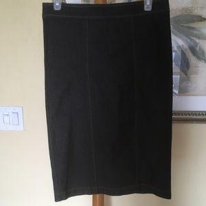 Bisou Bisou Denim Skirt